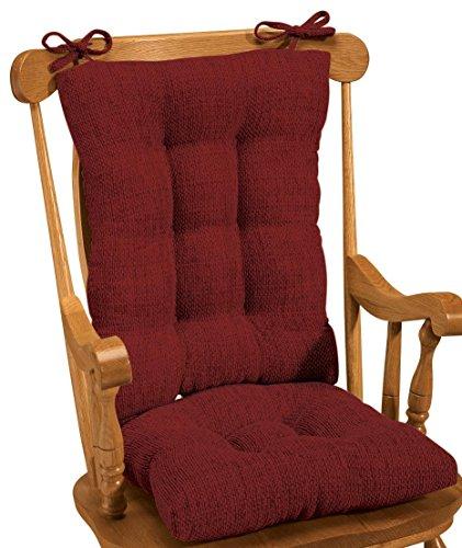 Miles Kimball Tyson Deluxe Rocker Cushion Set