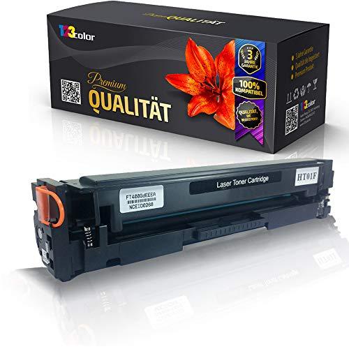 123Color Alternative Toner Schwarz CF400X kompatibel für HP Color HP Laserjet Pro M250 Series Pro M252 DW Pro M252 n Pro M270 Series Pro M274 DN Pro M274 n Pro M277 DW Pro M277 n CF400A CF400X Office