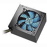 CoolBox COO-FAPW600-BK - Fuente de alimentación ATX, Color Negro