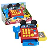 Mickey Mouse Clubhouse 10-Piece Cash Register with Sounds and Pretend Play Money, by Just Play