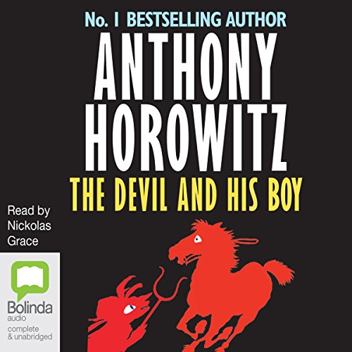 The Devil and His Boy audiobook cover art