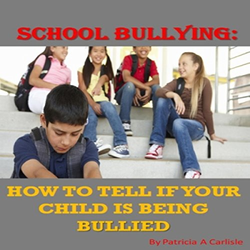 School Bullying audiobook cover art