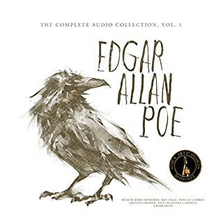 Edgar Allan Poe cover art