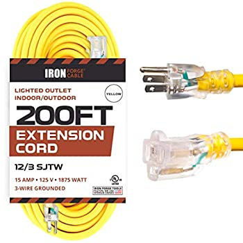 Best 200 extension cord Reviews