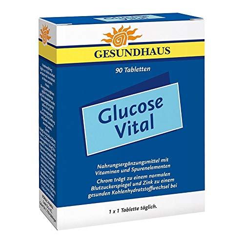Gesundhaus Glucose Vital, 90 St. Tabletten