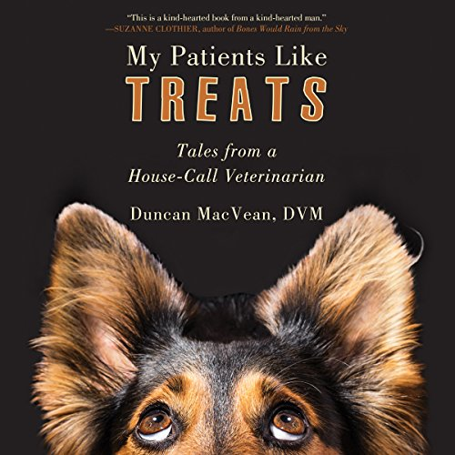 My Patients Like Treats audiobook cover art