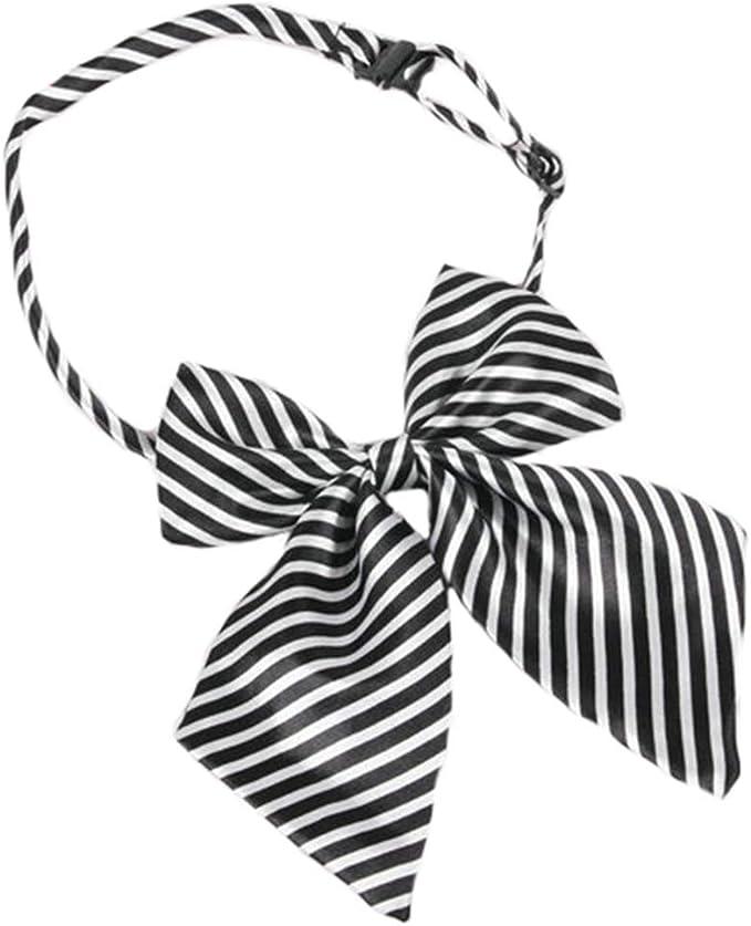 Men's Steampunk Accessories: Googles, Cane, Gloves Flairs New York Women Handmade Pre-Tied Bowknot Bow Tie  AT vintagedancer.com