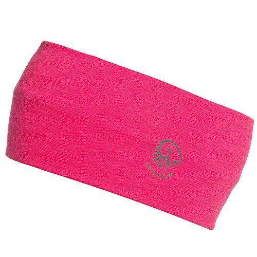 GIESSWEIN Damen Brentenjoch Stirnband, Rosa (Rubin 360), Size (Herstellergröße: ONE)