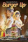 GreenBrier Games Burger Up GRB0BUP1 - Juego de Estrategia Familiar