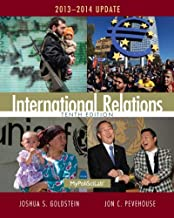 International Relations: 2013-2014 Update Plus NEW MyPolisciLab with eText -- Access Card Package (10th Edition)