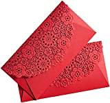 CellCase 8 PCS Chinese Red Envelopes/Money Pocket/Party Accessory Organizer Envolop for Bussiness Occassion/Invited Card/Wedding/Birthday/New Year Party (8PCS)