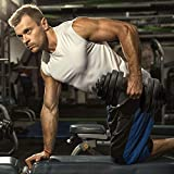 ArtSport Kurzhantel Set 30kg Übungen