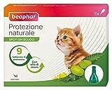 Beaphar Protezione Naturale Spot on Gattino 3 Pipette, XS