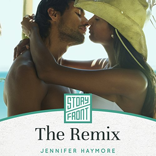 The Remix audiobook cover art