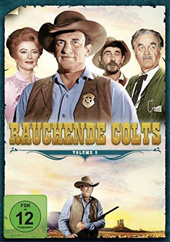 Preisvergleich Produktbild Rauchende Colts - Volume Fünf [6 DVDs]