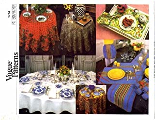 envogue table linens