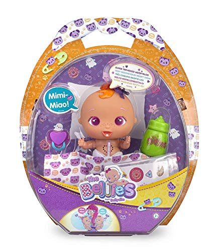 The Bellies: Mimi Miao 700015161 Babypuppe, Multicolor