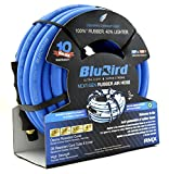 BluBird Lightest, Strongest, Most Flexible Rubber Air Hose (3/8