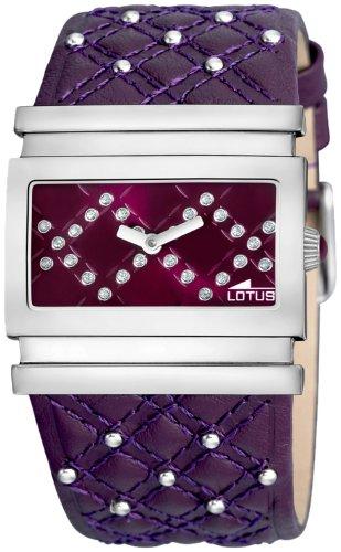 Lotus 15541/2 - Reloj de Mujer de Cuarzo, Correa de Piel