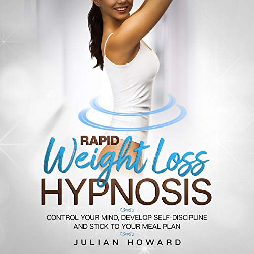 Rapid Weight Loss Hypnosis cover art