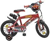 Toim- Cars 3 Bicicleta con Pedales (744)