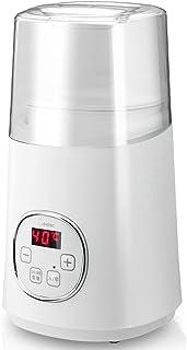 dretec(ドリテック)ヨーグルトメーカー カスピ海・ギリシャヨーグルト 簡単操作 甘酒 低温調理 YM-100WT
