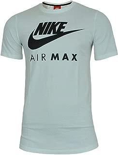 Air Max - Camiseta de manga corta y cuello redondo, para hombre S-2 X L