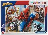 Clementoni- Spider-Man Puzzle, 180 Piezas, Multicolor (29302)