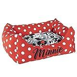 CERDÁ LIFE'S LITTLE MOMENTS - For Fan Pets, Cama Perro de Minnie Mouse - Licencia Oficial Disney, Multicolor, Única (2800000343)