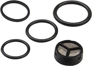 Big-Autoparts Injector Pressure Regulator Seal Kit for Ford 6.0L Powerstroke Diesel IPR Seal Screen Kit 2003-2010