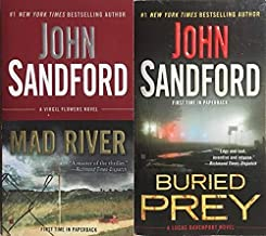 John Sanford 2 Book Set - Mad River & Buried Prey