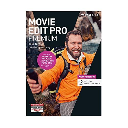 MAGIX Video deluxe 2019 | Premium | PC | Codice d'attivazione per PC via email