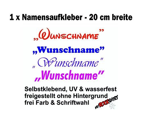 "1xNamensaufkleber\""Pepe Name Wunschname Aufkleber UV & wasserfest Schriftart wählbar, Namen Sticker , Namensetiketten,Namensaufkleber,+Estrellina-Glücksaufkleber® von myrockshirt®"