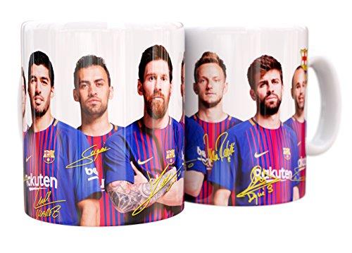 FCB FC Barcelona Tasse Team