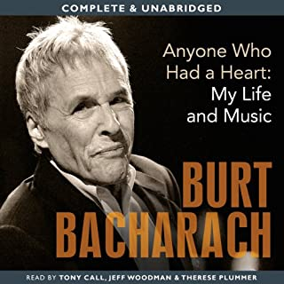 Anyone Who Had a Heart: My Life and Music cover art