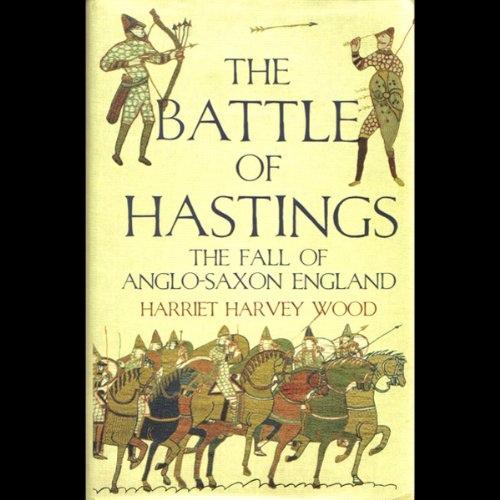 The Battle of Hastings audiobook cover art