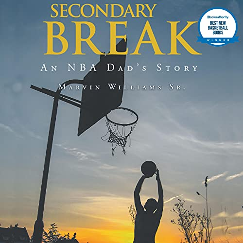 Secondary Break Audiobook By Marvin Williams Sr. cover art