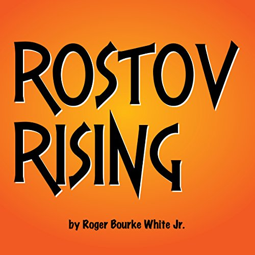 Rostov Rising  By  cover art