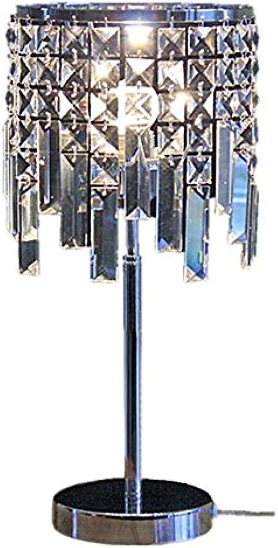 BING Continental Modernen Luxus Mode Einfache Kreative Roman K9 Kristall DIMM-LED Zimmer Nachttisch Lampe 20  45cm B07F5SV9GQ     | Sehen Sie die Welt aus der Perspektive des Kindes