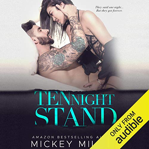 Ten Night Stand audiobook cover art