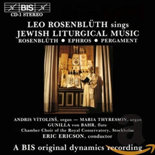 Jüdische liturgische Musik