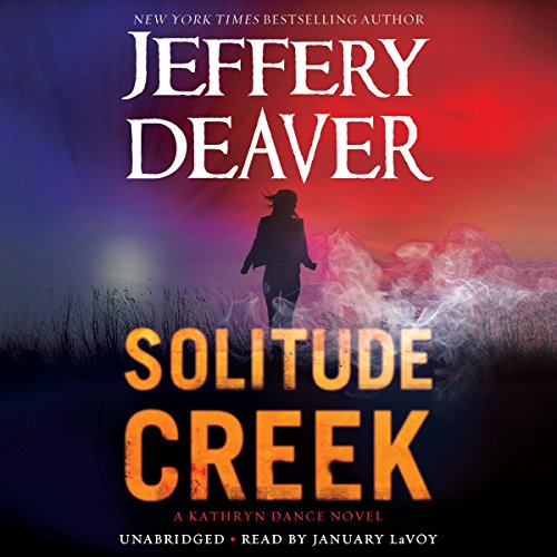 Solitude Creek audiobook cover art