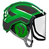 Pfanner Protos Helmet - Green & Grey