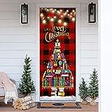 Top 10 Christmas Tree Door Decorations