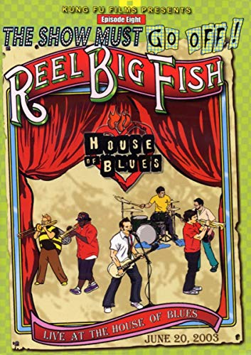 Reel Big Fish - Live at the House of Blues [Import USA Zone 1]