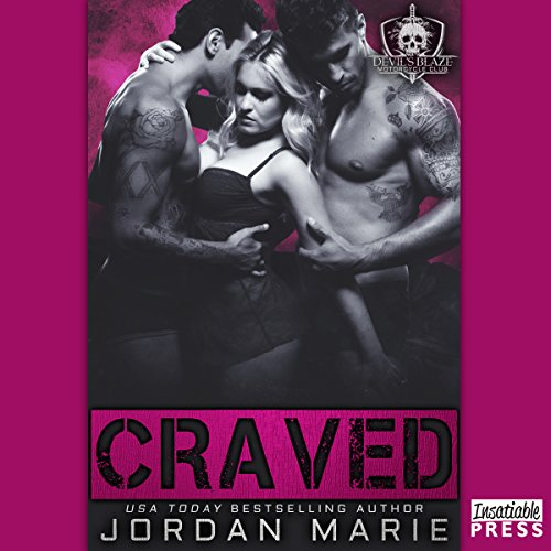 Page de couverture de Craved