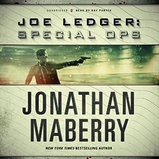 Joe Ledger: Special Ops audiobook cover art