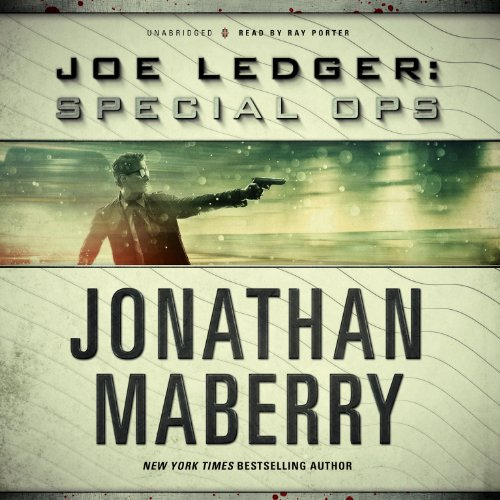 Joe Ledger: Special Ops audiobook cover art