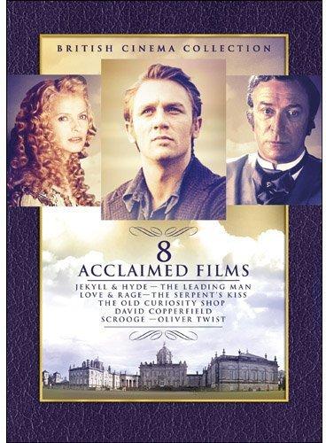 8-Film British Cinema Collection V.5