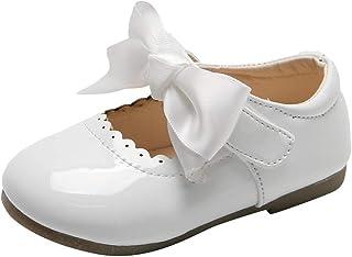 LJHH Chaussures De Princesse BéBé Filles Out-Petit Nouveau-Né Couleur Unie Pour Enfants Petites Chaussures 2021 Mode En Cu...